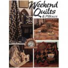 Weekend Quilts Pillows Deborah Hearn Projects 8 hours Less AT4