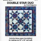 DOUBLE STAR DUO by Cindi Edgerton ZDS1