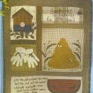SUMMER QUILT PATTERN  EASY TO MAKE RETAILS $16.25