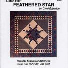 FEATHERED STAR by Cindi Edgerton ZDS1