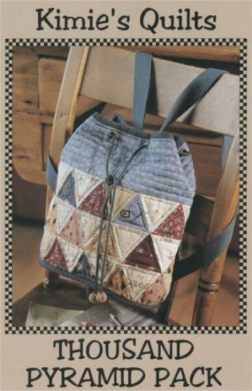 Indygo Junction Kimies Quilts Thousand Pyramid Pack ZDS1
