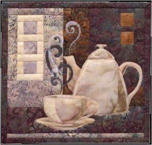 McKenna Ryan Coffee Classics Warm Up Quilt Pattern