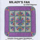 MILADY'S FAN by Cindi Edgerton ZDS1