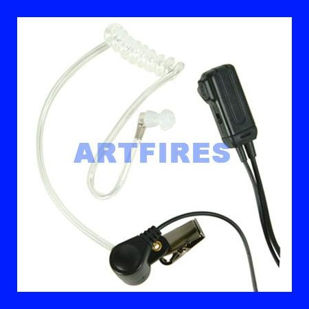 Stealth In the Ear Headset Pair AVP-H3 for Midland GMRS