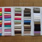 Real Stretch Satin Materials For Evening/Wedding Dress Handcraft Color Swatches 2-4 Styles 10X10cm
