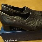 GABOR WOMEN'S SHOES BLACK 7 1/2 G COMFORT NEW IN THE BOX