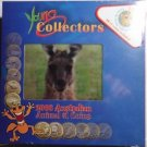 AUSTRALIA 12 COIN $1 ANIMAL 2008 COMPLETE SET MINT PACKAGE FROM RAM MINT