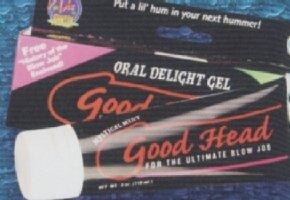 Good Head Oral Delight Gel