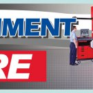8ft ALIGNMENT HERE BANNER SIGN