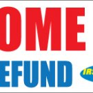 10ft INCOME TAX FAST REFUND BANNER SIGN free S/H