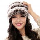 URSFUR Fashion Women's Peaked Caps Hats Spiral