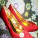Red Apple Bottoms High Heels/ Stilettos sz 8 1/2
