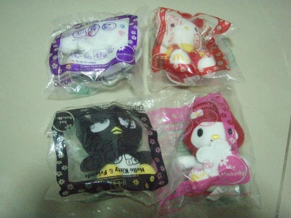 Sanrio Bookmark set