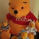 Brand New Big Cloth Pooh Bear