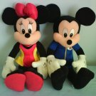 Brand New Big Mickey and Minnie