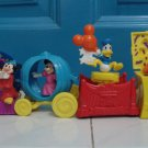 Macdonald Disney Figurine Full Set