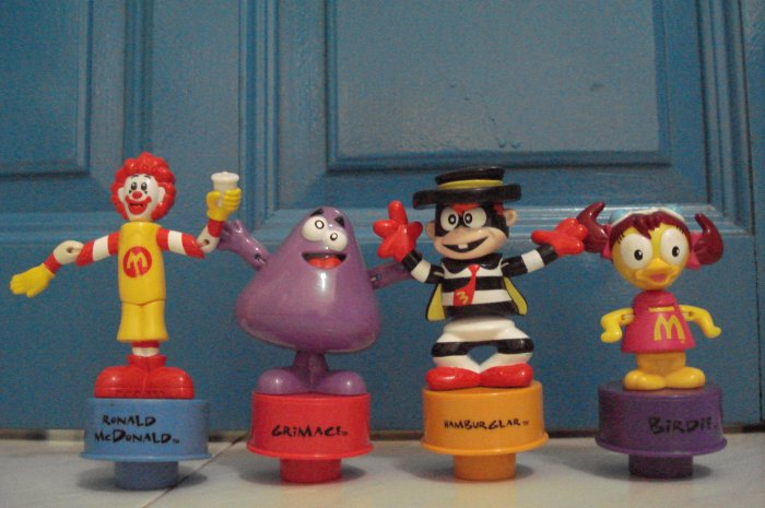 Macdonald and Friends Full set (Australia)