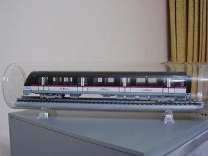 SMRT transit model