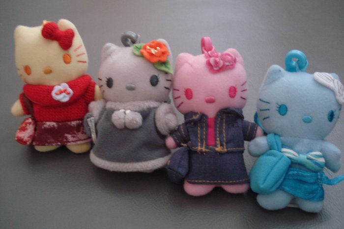 Hello Kitty four season full set