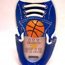 Resin Basketball Shoe Picture Frame by Malden