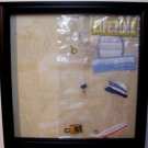 shadow box Scrapbook Picture Frame Vacation