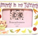 Baby's Picture Frame Babies Bears Yummy in my Tummy