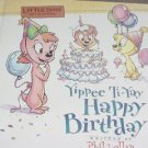 Yippee ti-yay Happy Birthday by Phil Lollar