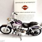 Harley-Davidson 2001 Dyna Low Rider motorcycle model