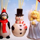 Winterland companion Holiday Scents Reed Diffusers Set