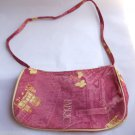 Childs pink denim handbag Purse