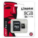 Kingston 8GB Class 10 Micro SD Card For Mobile ( RETAIL PACK