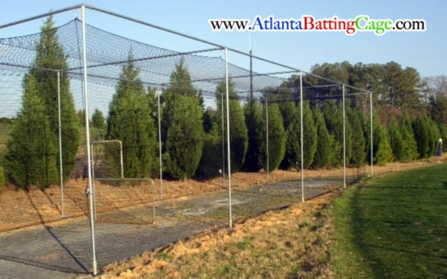 home batting cages batting cage 10x10x60 21 backyard indoor outdoor baseball 1654