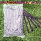 Heavy duty cable zip ties 8 in. 120 lbs. 300 per pk. Nettingnmore