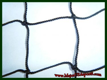 Batting cage net 14x14x40 #30 high school adult indoor outdoor baseball softball netting