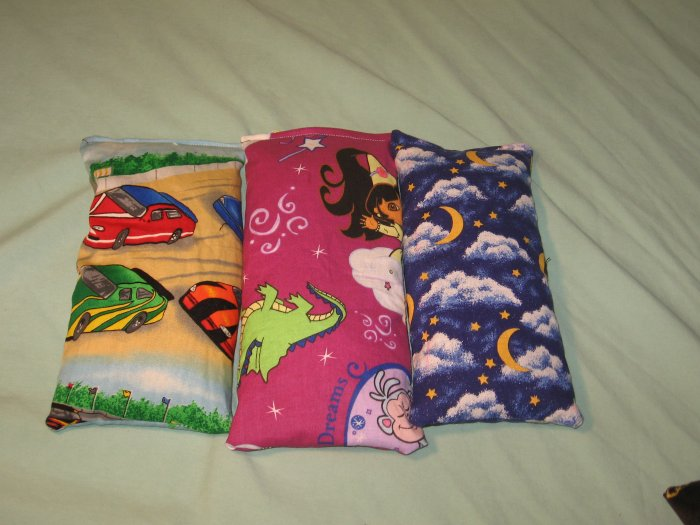 Herbal Eye pillow 3 for 12.00