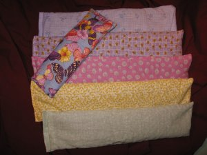 Long Herbal Eye Pillow free shipping any where in usa