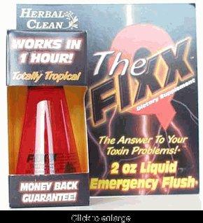 Herbal Clean Fixx Detox Liquid