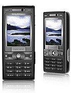 Sony Ericsson K800i (Black / Lite Pack) - Unlocked GSM Phone