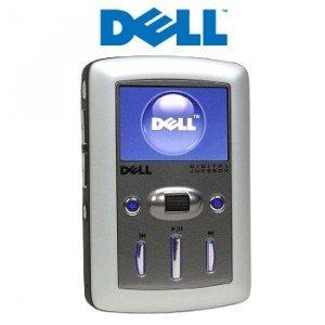 DELL 20GB DIGITAL JUKEBOX PORTABLE MP3 PLAYER