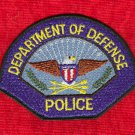 FEDERAL U.S. DEPARTMENT OF DEFENCE UNIFORM PATCH