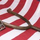 VINTAGE U.S. W.L. BRASS SPUR