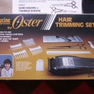 HAIR TRIMMING SET BY OSTER
