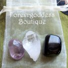 Psychic awareness crystal kit  # 01