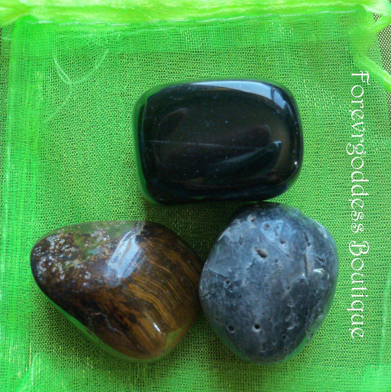 Grounding  crystal kit  # 03  Item #GTCK 02