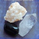 Divnation & scrying Crystal kit