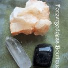 Divnation & psychic abilities  Crystal kit
