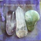 Spiritual wisdom  Crystal kit  # 02