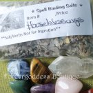 Spell Binding salt/herb mix – House blessing   Item#SBW 03-04