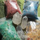 Spell Binding salt/herb mix – 4 package set #SBRA 03-04