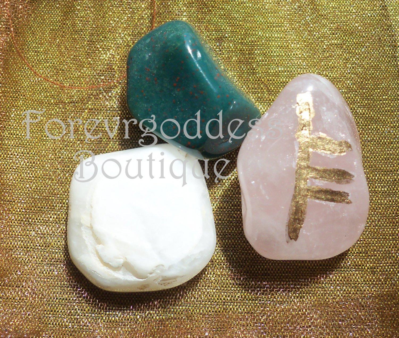Balance Bind rune/  Crystal kit    Item # BCB 01